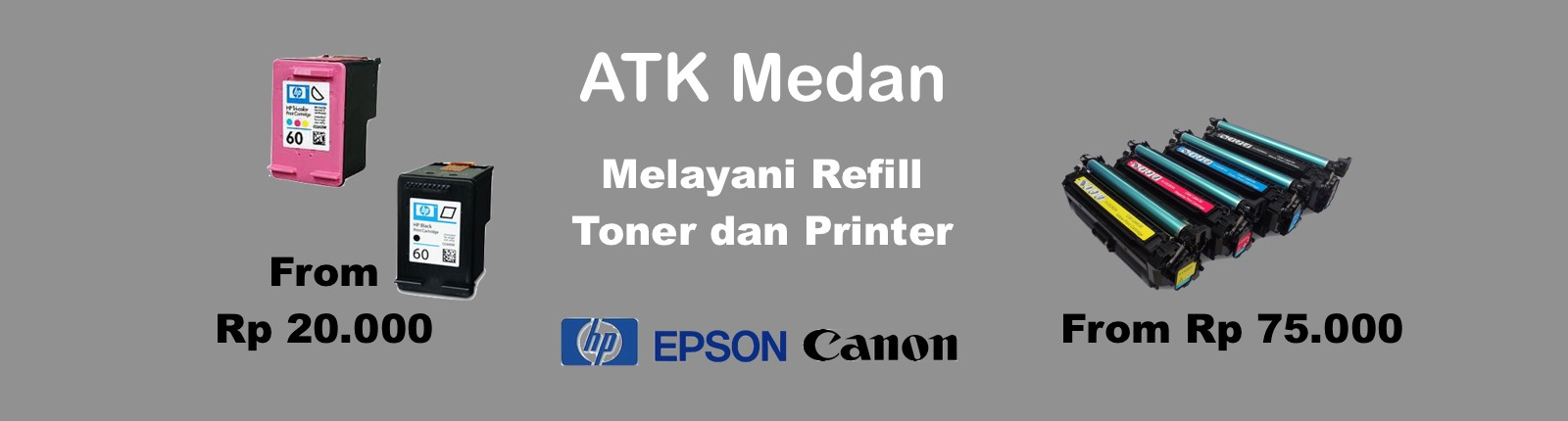 Jasa Isi Toner dan Printer